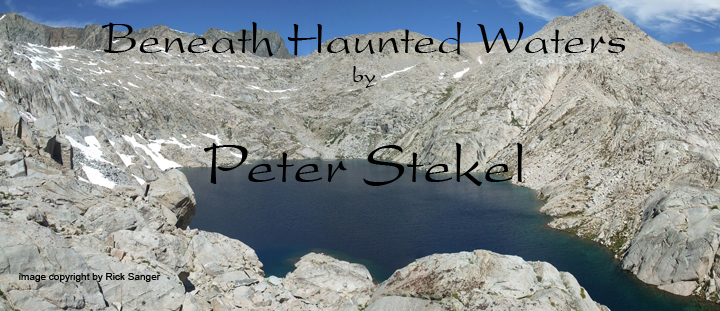 Peter Stekel has achieved a penultimate success with this compelling must read work about two B-24 Liberators that vanished in California during World War ... & Beneath Haunted Waters - Home pezcame.com